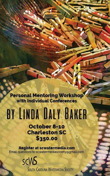 Sign Up For 2017 Workshop with Linda Baker