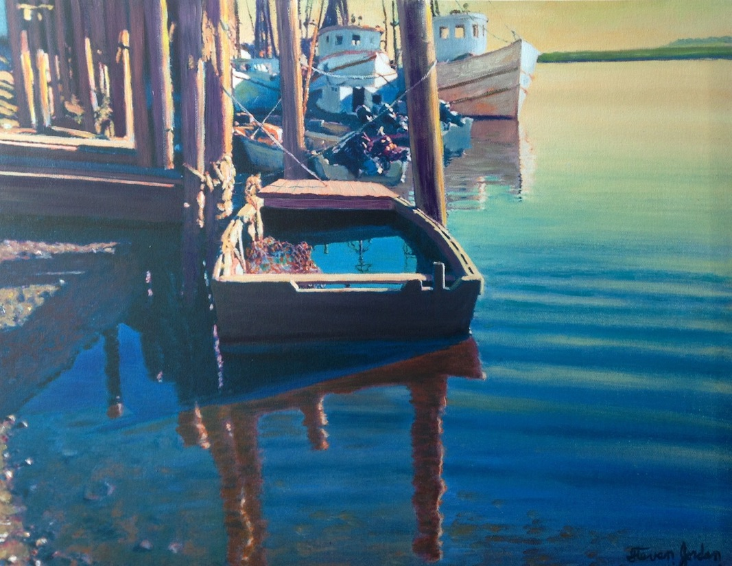 SCWS Offers Art Demo on Friday, July 27 in Charleston
